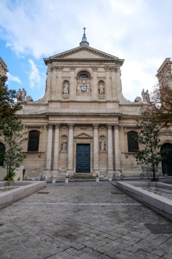 Visiter La Sorbonne
