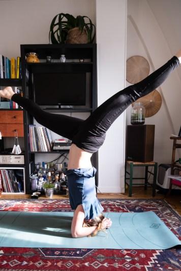Faire du yoga pendant 30 jours