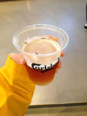 Dégustation de bière à la brasserie Carlsberg