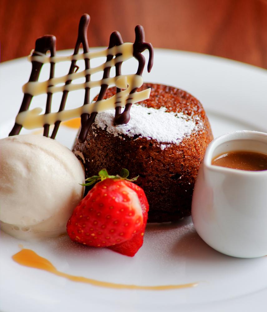 Chichester Dessert Menu