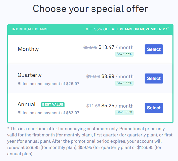 Grammarly Discounts and deal prices