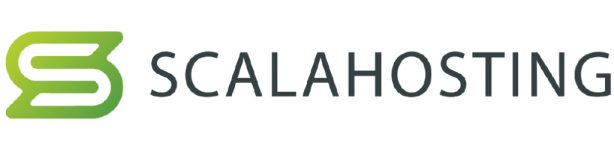 Scala Hosting logo