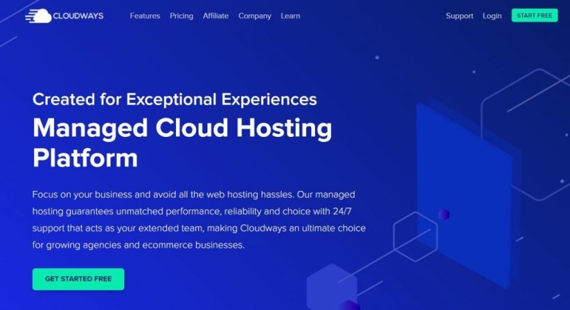 Siteground Alternatives - 3 - cloudways