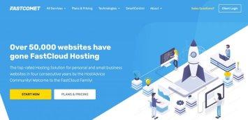Fastcomet - Cheap WordPress hosting