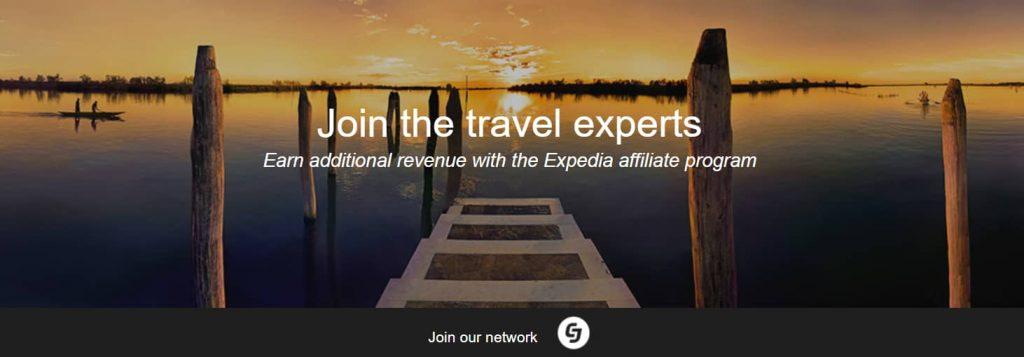 Expedia travel affiliate programs