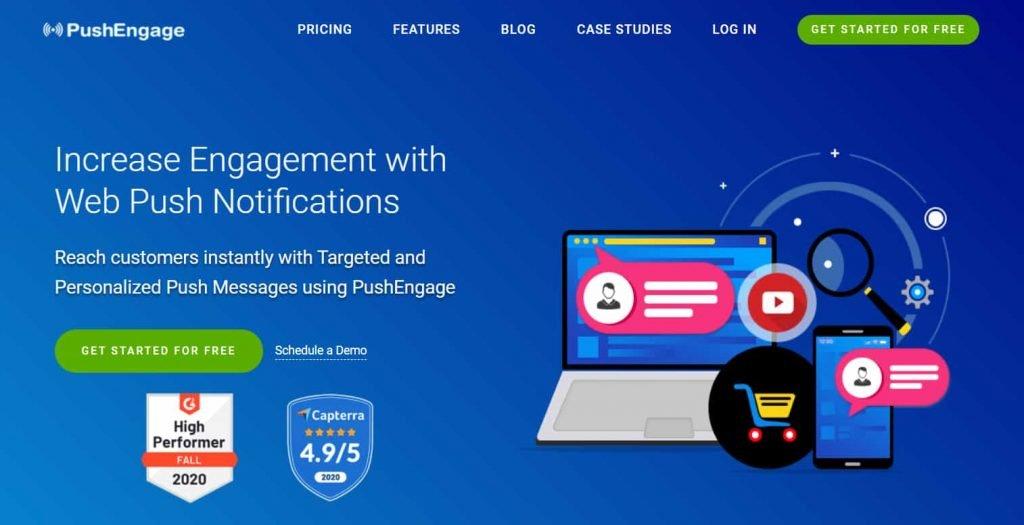 Push Engage WordPress plugin