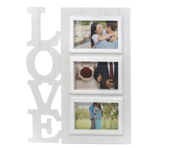 Rustic Love Farmhouse Frame