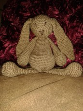 Emma the Bunny from Ed's Menagerie