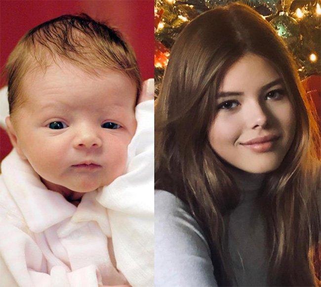 Amanda daughter Lexi