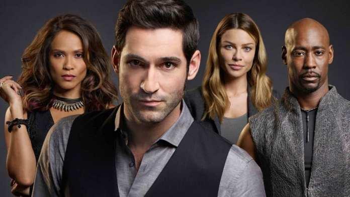 Lucifer Season 5 TV show cast