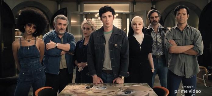 Hunters season 2 cast