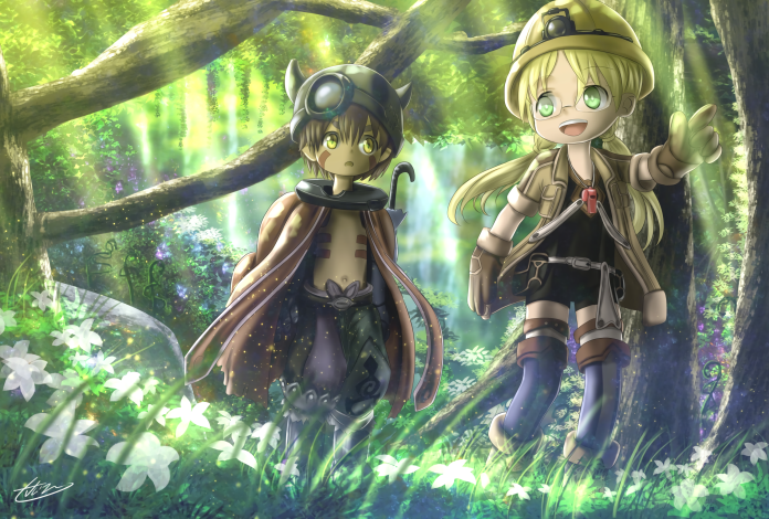 Made in Abyss Season 2 Riko and Reg