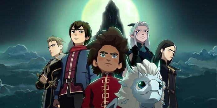 The Dragon Prince Season 4 updates