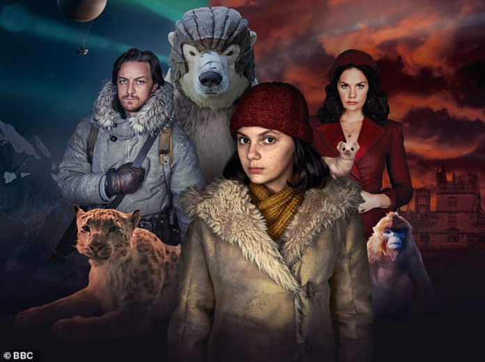 """Rich search results on Google when searched for """"His Dark Materials season 2"""""""