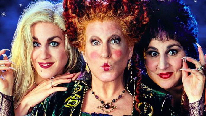 """rich search results on Google when searched for """"Hocus pocus 2 cast""""."""