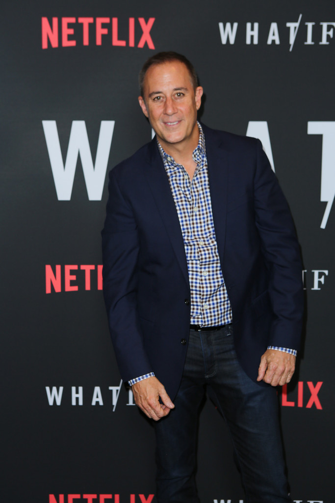 What/If Season 2 director, Mike Kelley