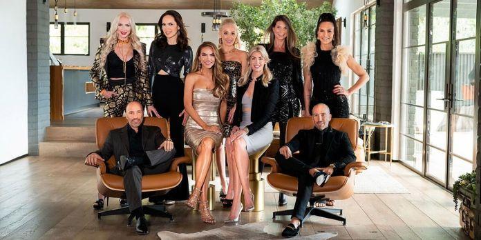 Selling Sunset season 4 Cast