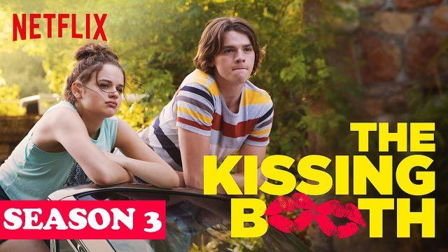 The Kissing booth season 3