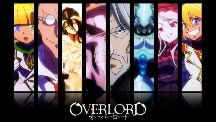 Overlord Season 4 cast