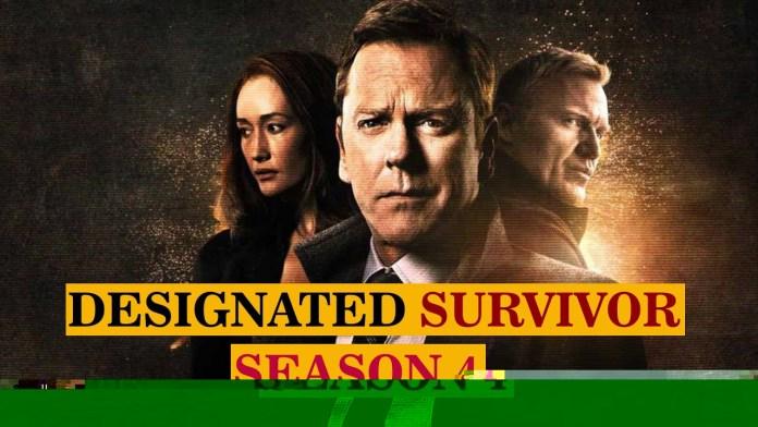 """""""Designated Survivor 4"""""""