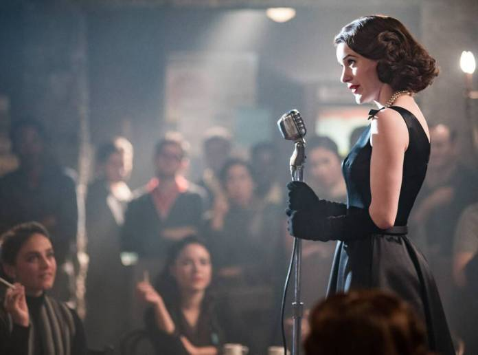 Release date of The Marvelous Mrs. Maisel