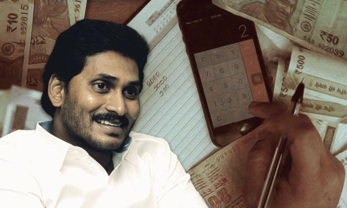 Andhra pradesh CM Y S Jagan Mohan Reddy