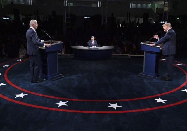 Debate Takeaways: An acid tone between Trump and Biden
