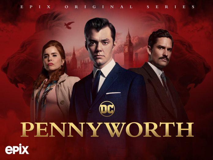 Pennyworth Season 2 updates