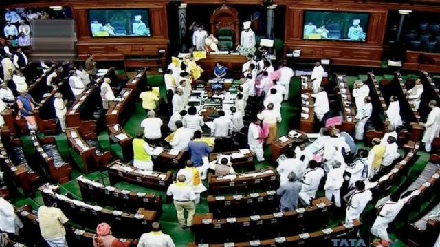 Rajya Sabha clears Farm Bill amid unprecedented drama