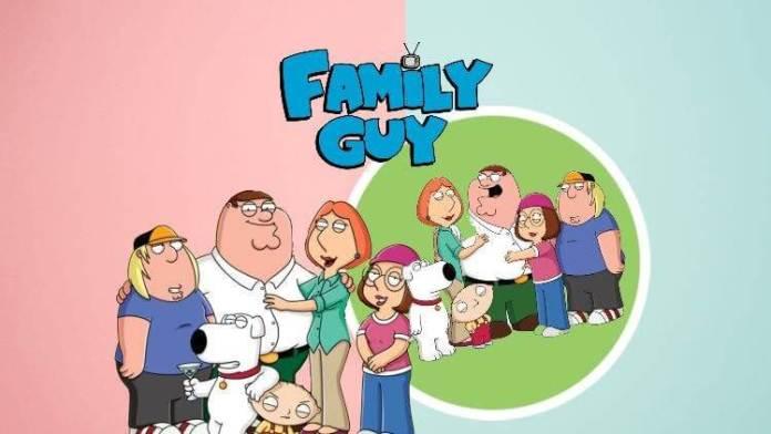 Family Guy Season 19