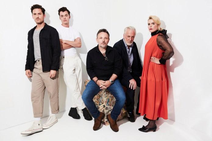 Pennyworth Season 2 cast