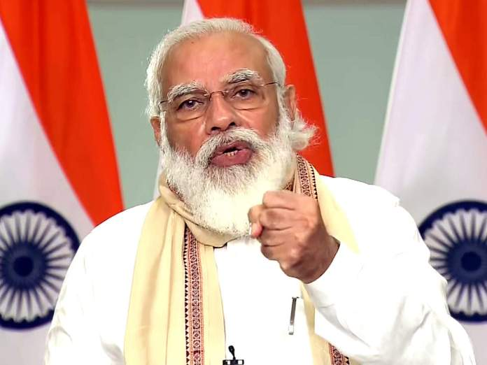 PM Narendra Modi defends Farm bill 2020