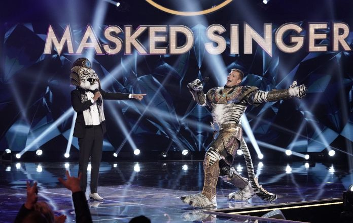 Masked Singer featured