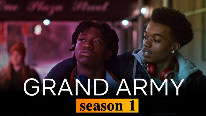 Grand Army featured