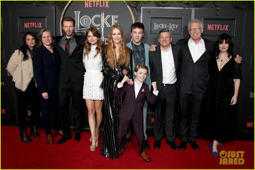 Locke & Key Season 2 cast