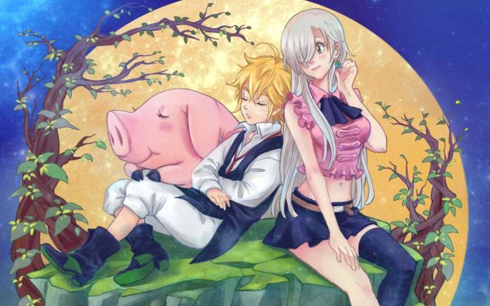 The Seven Deadly Sins Season 5