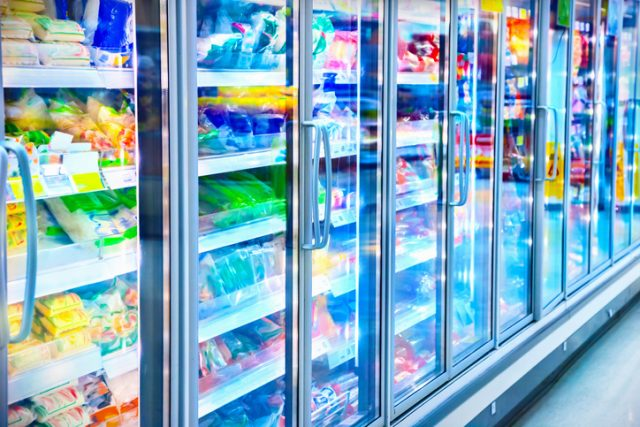 CDC reports frozen foods too can transmit covid-19!