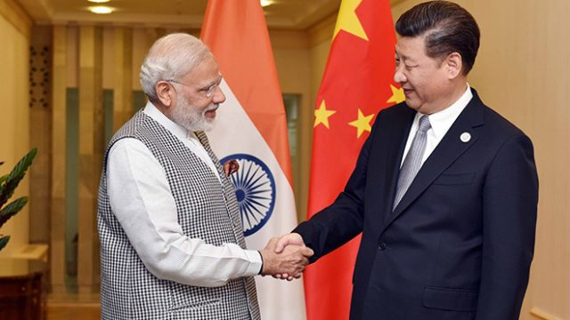 India and the US have been careful on China