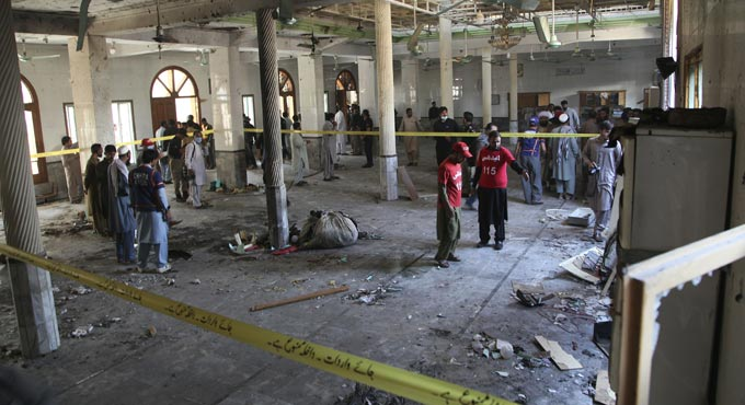 Explosion at Pakistan's Peshawar: Several dead and injured