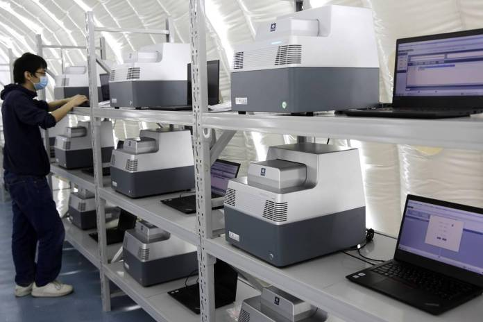 China: Living Corona Virus found on Frozen food packaging