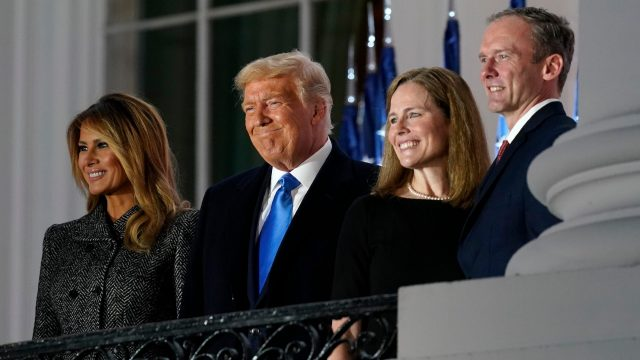 Amy Coney Barrett confirmed as US Supreme Court justice: Will it impact Presidential elections?