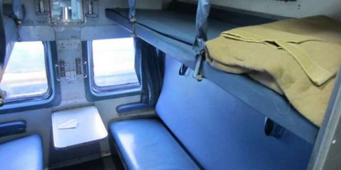 The Indian Railways to replace non AC sleepers