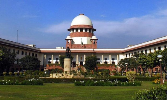 The Supreme Court unhappy with interest waiver affidavit