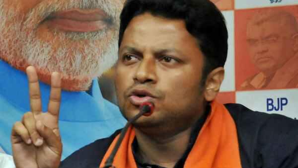"Mamata Banerjee threatened with ""COVID Hug"": BJP Leader tests positive"