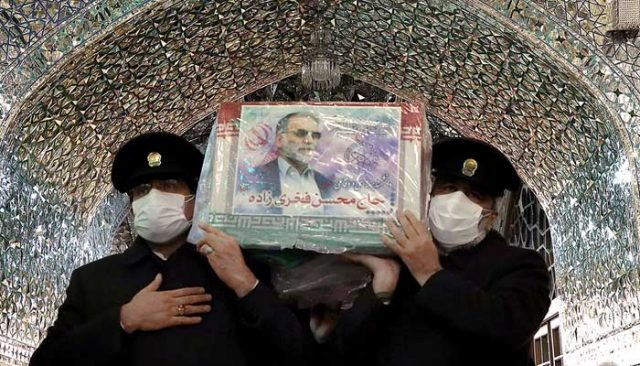"""Iran to give """"calculated"""" response to nuclear scientists"""