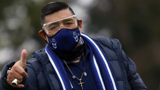 Diego Maradona featured