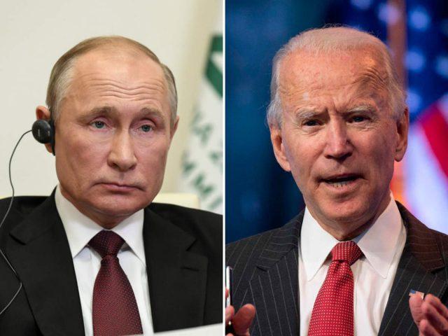 Putin not ready to accept Joe Biden as US President