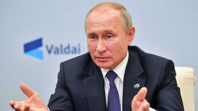 Putin featured