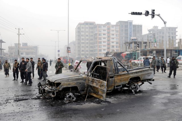 Kabul Bomb Attack kills women, children; lawmakers wounded