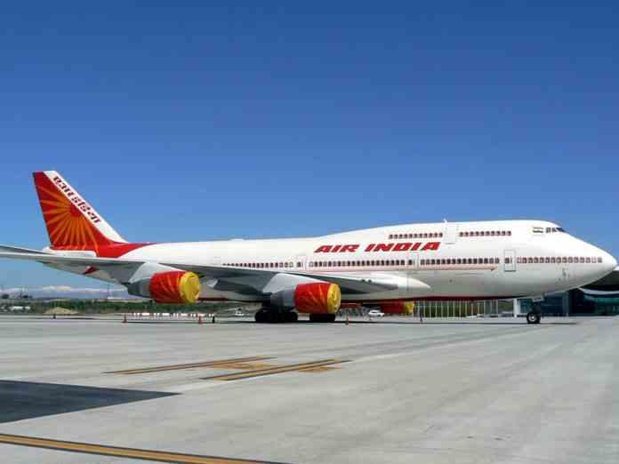 Air India featured